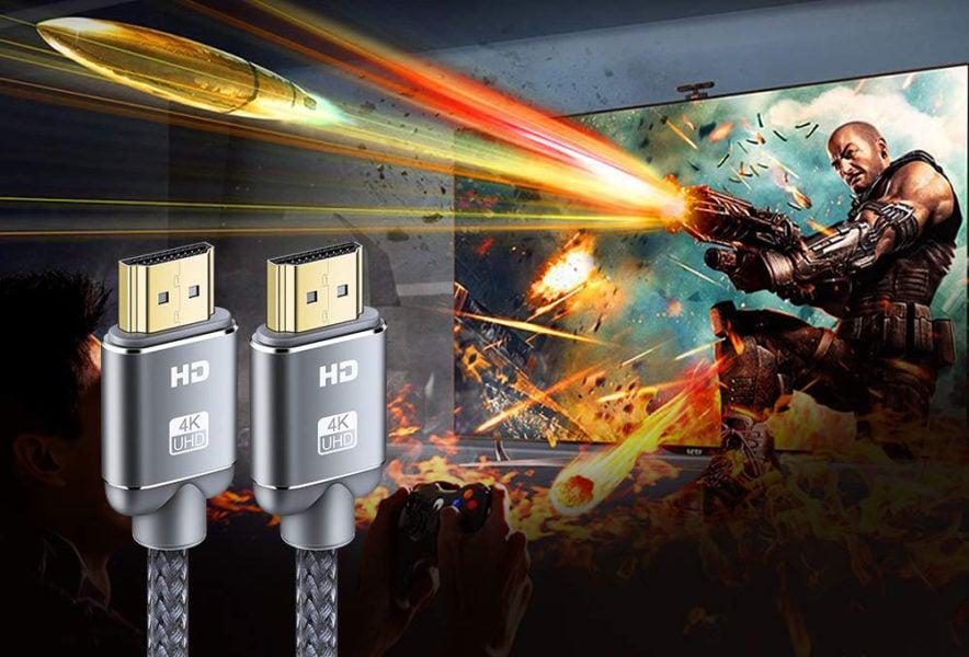Miglior cavo HDMI per PS4 e xBox