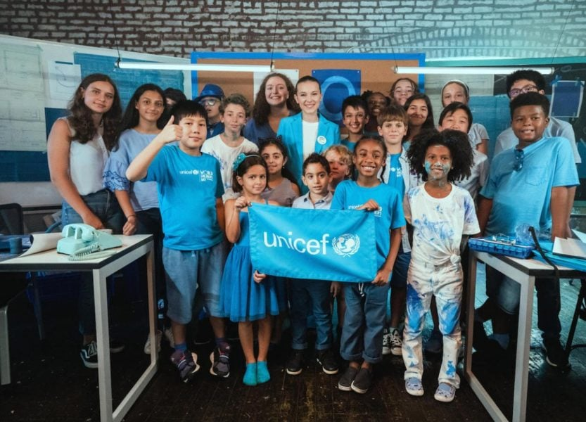 UNICEF e diritti dei minori
