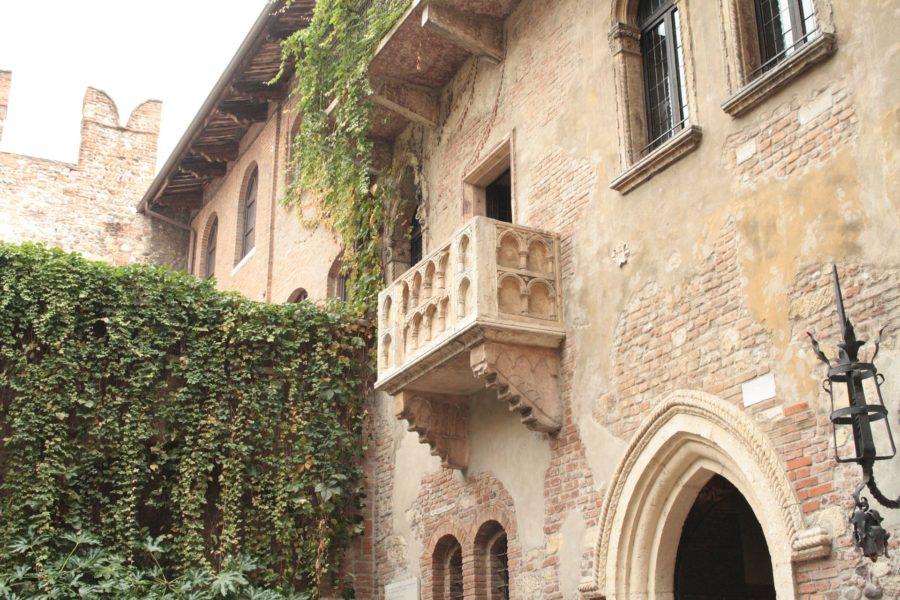 Balcone di Romeo e Giulietta