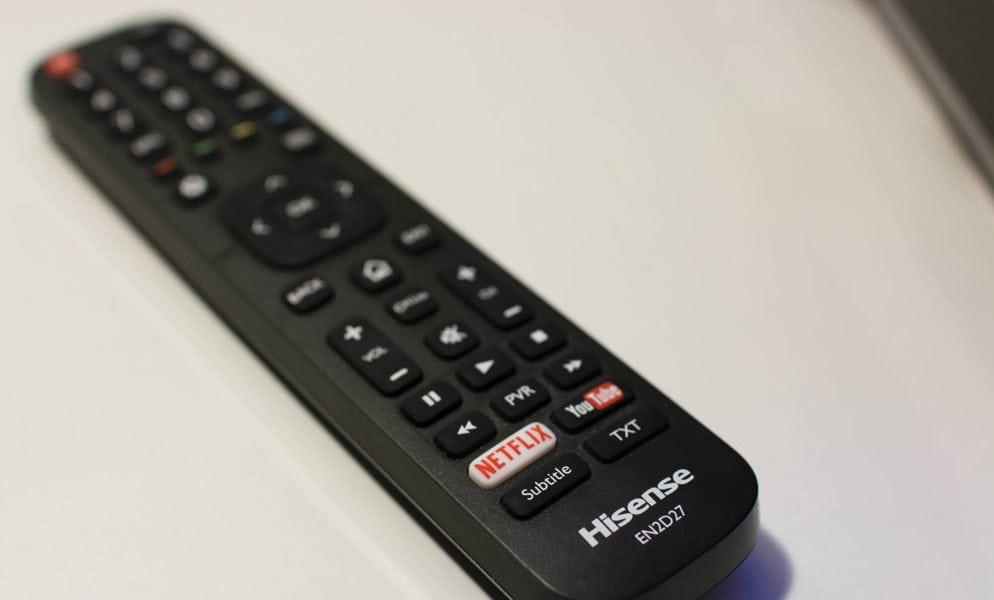 Telecomando universale per TV Hisense