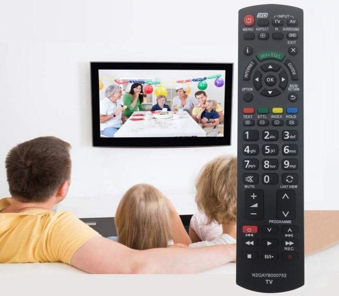 Telecomando universale per TV Panasonic