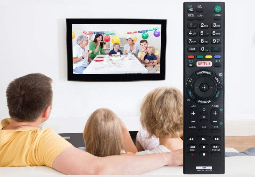 Telecomando universale per TV Sony