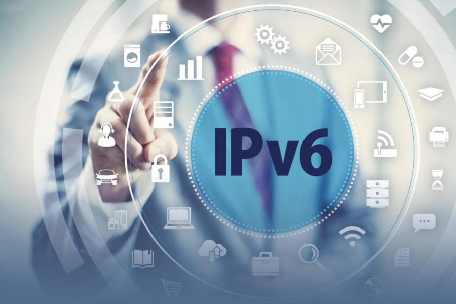 protocollo internet versione 6