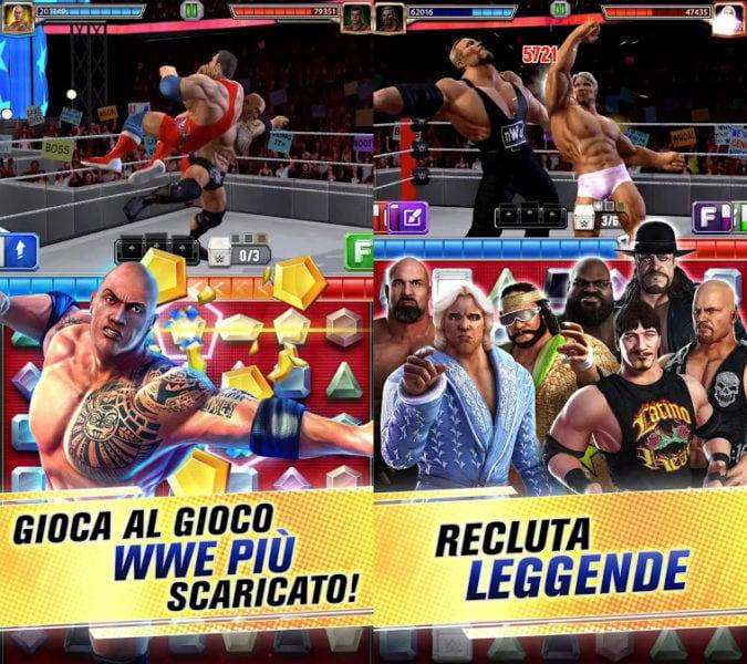 App WWE Champions 2020