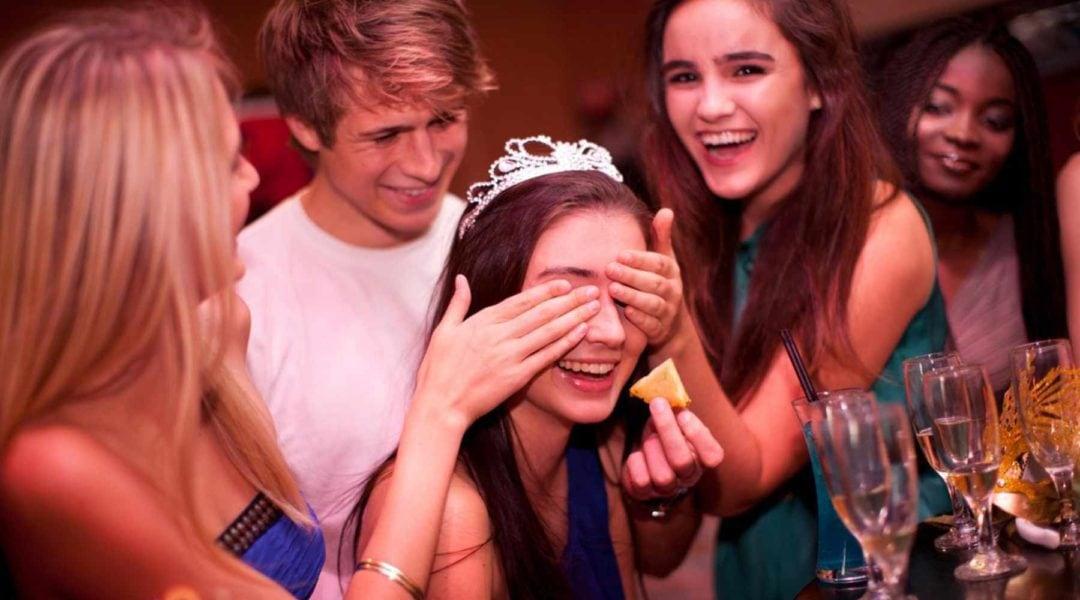App per organizzare una festa a sorpresa