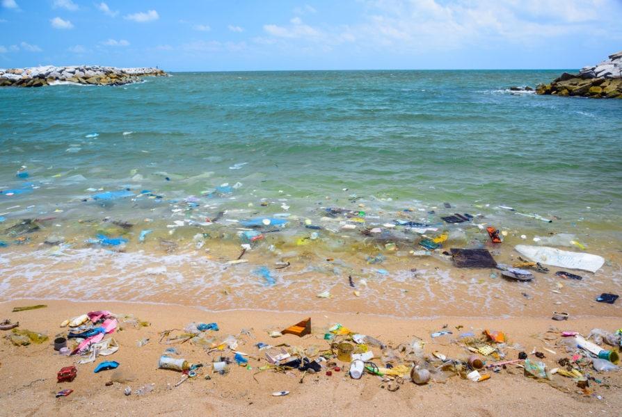 Plastica e inquinamento globale