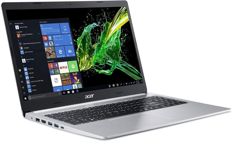 Acer Aspire 5 A515-54G-79AB con schermo da 15.6