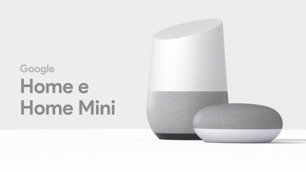 Cosa si può fare con Google Home