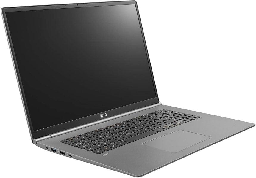 LG Gram Laptop 17Z990 con schermo da 17