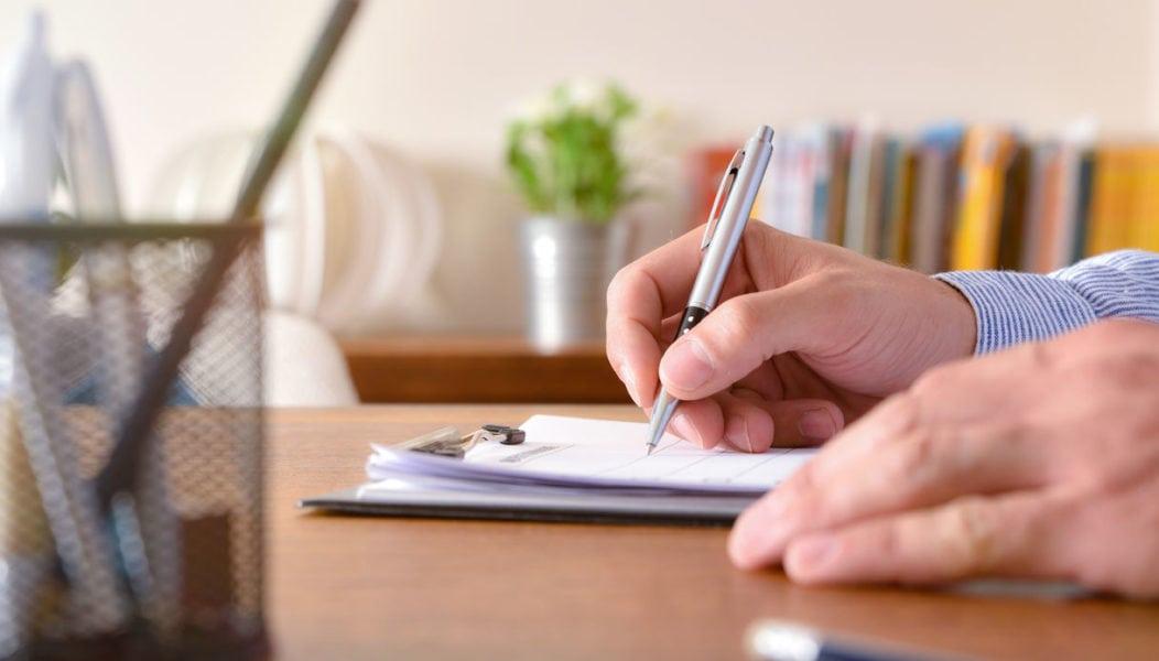 Come si scrive importo in lettere sul bollettino postale