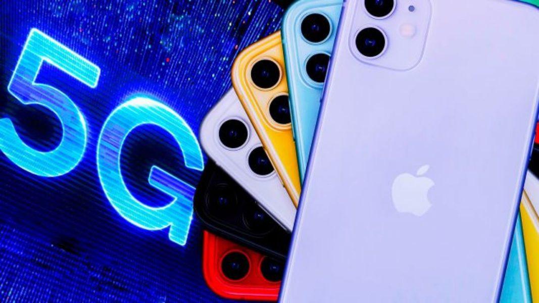 iPhone senza 5G