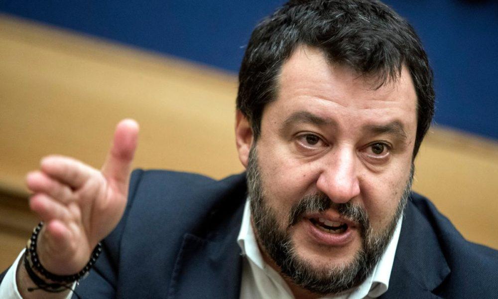 Come contattare Matteo Salvini
