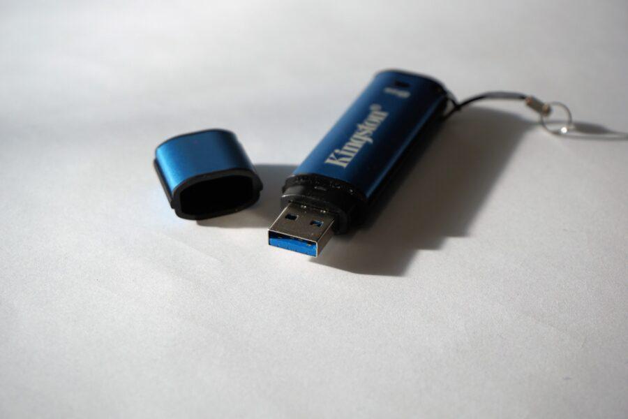 Formattare la chiavetta USB è necessario