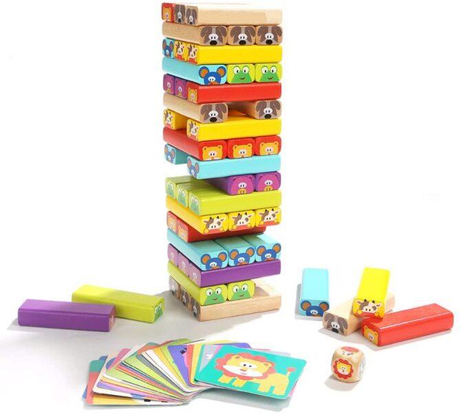 Nene Toys torre magica da 3 anni in su