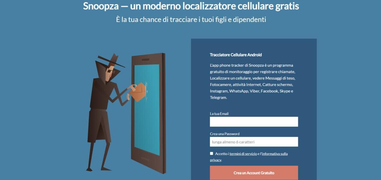 app spia gratuita per il monitoraggio dei bambini