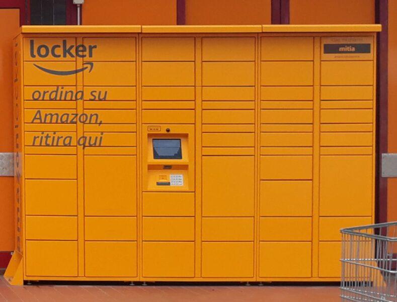 Che cos'è Amazon Locker