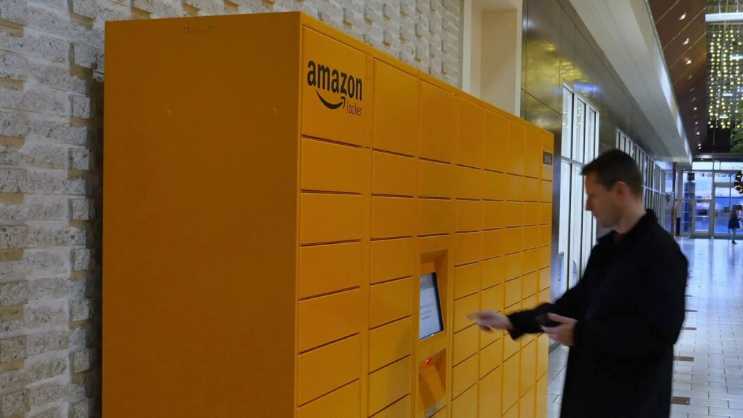 Come ritirare un pacco Amazon Locker