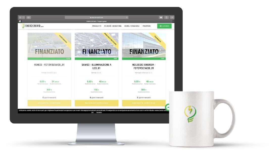 Ener2Crowd: investire, guadagnare e costruire un futuro migliore oggi è possibile e conveniente