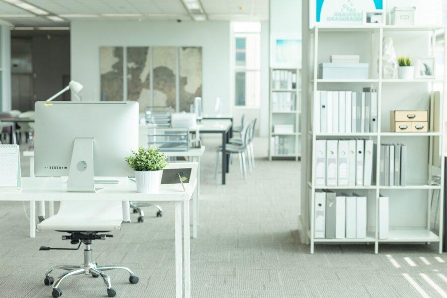 Perché la pulizia nel luogo di lavoro aumenta il business