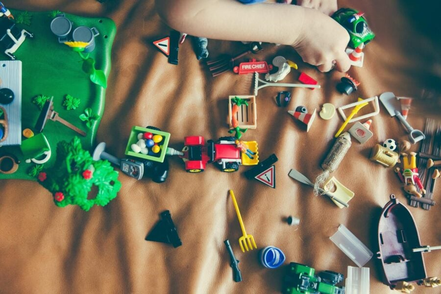 Acquistare giochi e giocattoli online